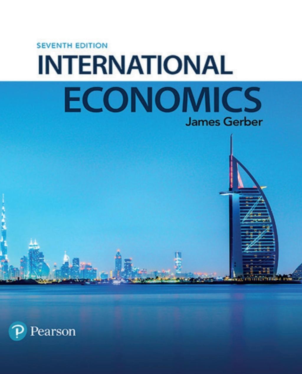 International Economics (eBook Rental)