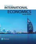 International Economics - James Gerber