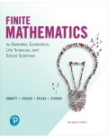 EBK FINITE MATHEMATICS FOR BUSINESS, EC