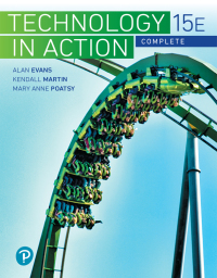 Technology in Action Complete 15th edition | 9780134837871 ...