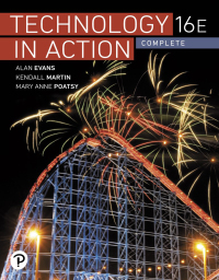 Technology In Action Complete 16th edition | 9780135435199 ...