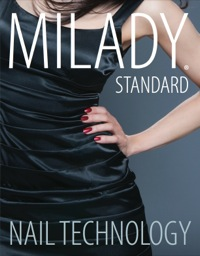 Milady Standard Nail Technology 7th edition | 1285080475 ...