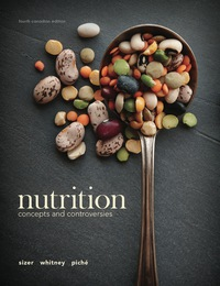 Nutrition. Concepts and controversies