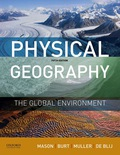 Physical Geography: The Global Environment 9780190246952R180