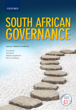 """South African Governance"" (9780190405984) ePUB"