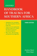 """""""Handbook of Trauma 3e"""" (9780190406349)"""