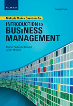 """Multiple Choice Questions for Introduction to Business Management 3e"" (9780190411756) ePUB"