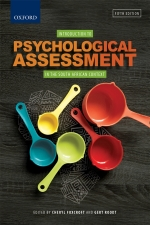 """""""Introduction to psychological assessment in the South African context 5e"""" (9780190416546) ePUB"""