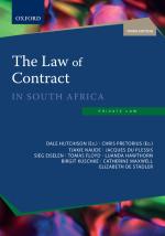 """""""The Law of Contract in SA 3e"""" (9780190417529) ePUB"""