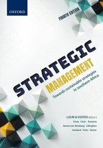 """""""Strategic Management 4e: Towards sustainable strategies in southern Africa"""" (9780190449629) ePUB"""