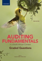 """Auditing Fundamentals in a South African Context Graded Questions 3e"" (9780190732219) ePub"