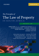 """""""The Principles of The Law of Property in SA 2e"""" (9780190752484) ePUB"""