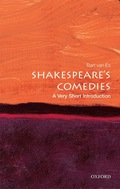 Shakespeare's Comedies: A Very Short Introduction 9780191034954R180