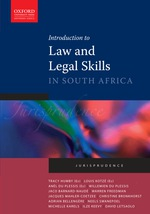 """Introduction to Law and Legal Skills in South Africa"" (9780195995220) ebook"