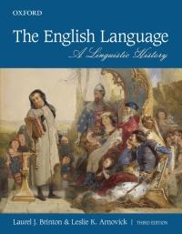 Amazon.com: The English Language: A Linguistic History ...