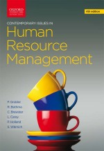 """Contemporary Issues in HRM 4e"" (9780199042937) ePUB"