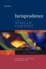 """Jurisprudence in an African Context"" (9780199051557) ePUB"