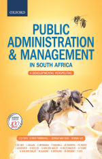 """Public Administration and Management in South Africa"" (9780199075737)"