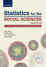 """Statistics for the Social Sciences using Excel: A first course for South African students"" (9780199077373) ePub"