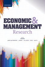 """Economic and Management Research"" (9780199078158) ePUB"