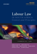 """""""Labour Law in South Africa Context and Principles 1e"""" (9780199079285) ePUB"""