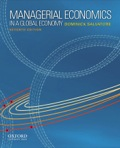 MANAGERIAL ECONOMICS IN GLOBAL ECONOMY