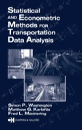 Statistical and Econometric Methods for Transportation Data Analysis 9780203497111R90