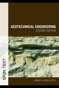 Geotechnical Engineering, Second Edition 9780203927830R180