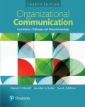 Organizational Communication 9780205984114R180