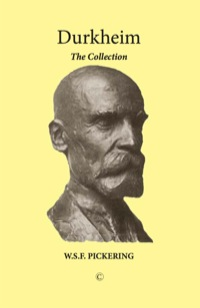 durkheim on collective representation According to durkheim durkheim next begins a discussion on the concept as a collective representation although a concept may not apply to every individual.