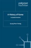 A History of Korea 9780230364523