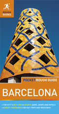 Pocket Rough Guide Barcelona 9780241214497