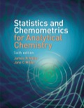 Statistics and Chemometrics for Analytical Chemistry 9780273730439