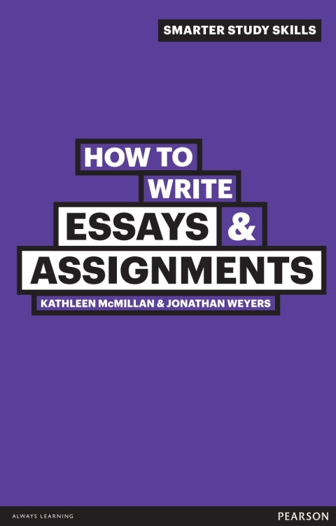 how to write assignments