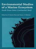 Environmental Studies of a Marine Ecosystem 9780292772809