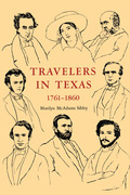 Travelers In Texas, 1761-1860 9780292783706