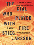 The Girl Who Played with Fire 9780307272300