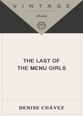 The Last of the Menu Girls 9780307428882