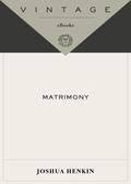 Matrimony 9780307472670