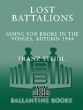Lost Battalions 9780307537904