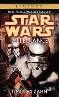 Allegiance: Star Wars Legends 9780307795830