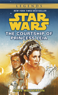 The Courtship of Princess Leia: Star Wars Legends 9780307796288