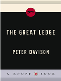 The Great Ledge 9780307833006
