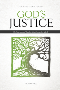NIV, God's Justice: The Holy Bible, eBook              by             Zondervan