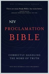 NIV, Proclamation Bible, eBook              by             Zondervan
