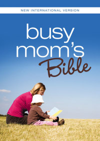 NIV, Busy Mom's Bible, eBook              by             Zondervan