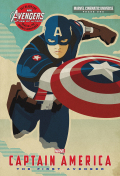 Phase One: Captain America 9780316383523