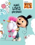 Despicable Me 3: Agnes Loves Unicorns! 9780316507486