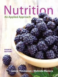 Nutrition              by             Janice J. Thompson; Melinda Manore
