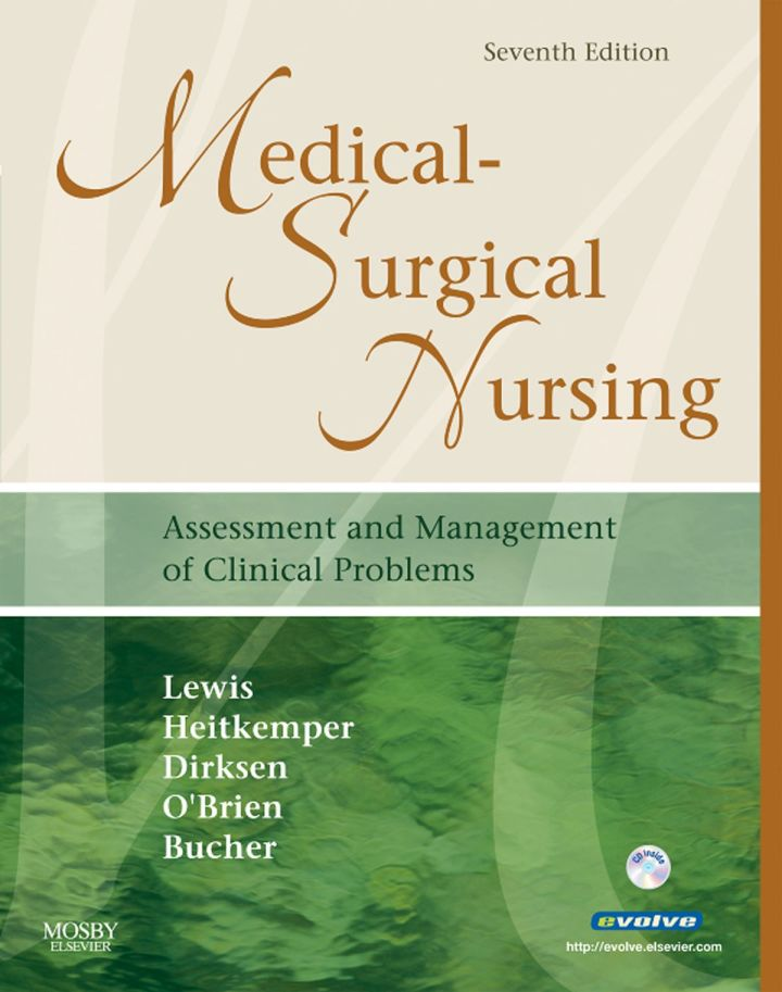Medical-Surgical Nursing (Single Volume): Assessment and Management of Clinical Problems (With Media)
